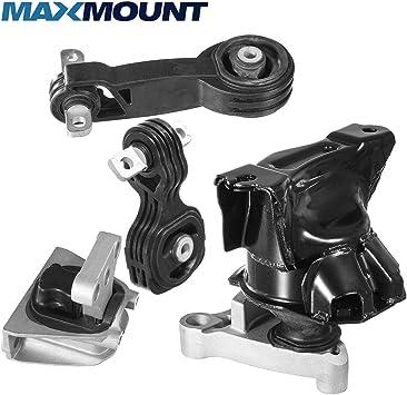 Motor /& Trans Mount Set For 2006-2011 Honda Civic 1.8L Auto 4530R 4534 4543 4546