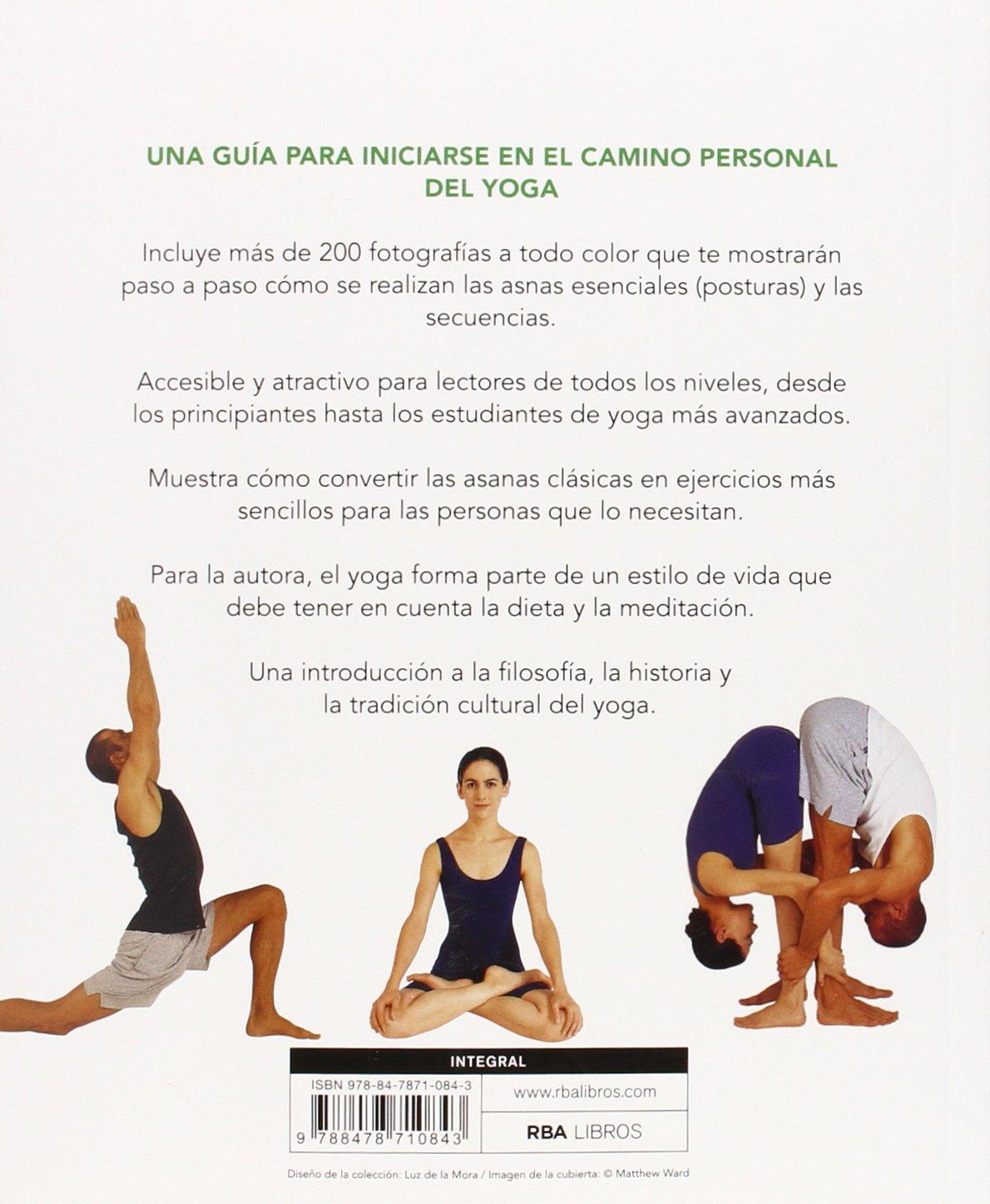 Yoga En Casa (Spanish Edition): Tara Fraser: 9788478710843 ...