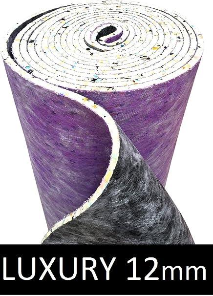 snugstep® para alfombras – Espuma de poliuretano de 12 mm de grosor – 1 rollo