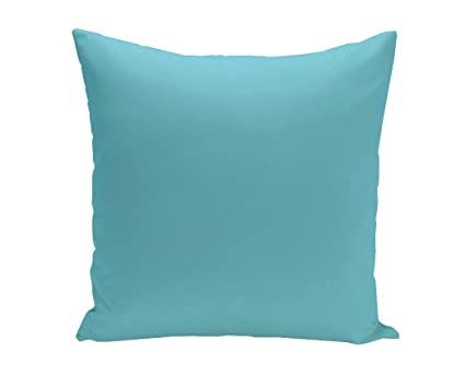 Amazon Com E By Design Solid Decorative Outdoor Pillow 20 Inch