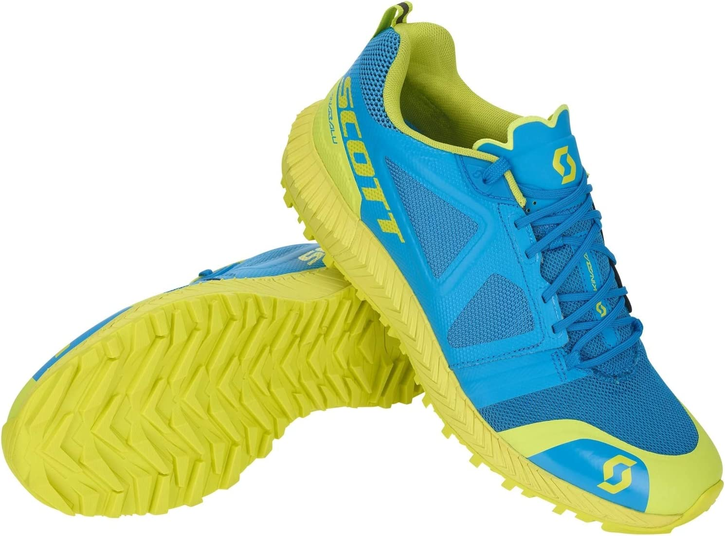 SCOTT RUNNING Zapatilla Kinabalu Azul Talla 40 Hombre: Amazon.es ...