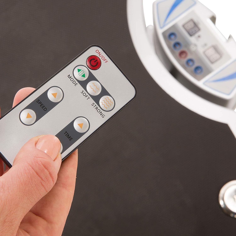 Ersatz-Fernbedienung f/ür die MAXXUS Vibrationsplatte LifePlate 1.0