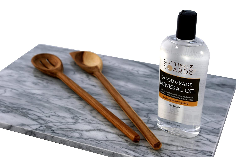 Amazon.com: Food Grade Mineral Oil for Cutting Boards, Countertops ...