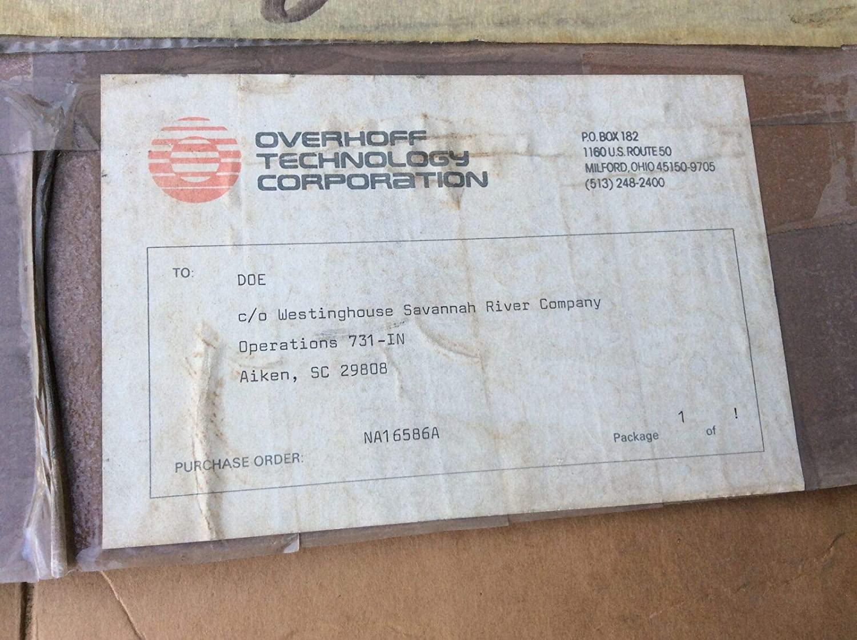Venture Florida Electronics OVERHOFF Technology Power SUPPLY1020375 Rare New NOS C of C Sale $199