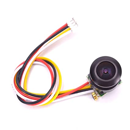 FPVKing Mini 1200TVL FPV Camera 1 8mm M12 150 Degree HD Super Wide Angle  PAL Micro Camera for RC Racing Drone Quadcopter Helicopter
