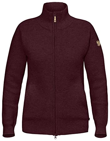 Amazon.com : Fjallraven Ovik Zip Cardigan - Women's : Clothing