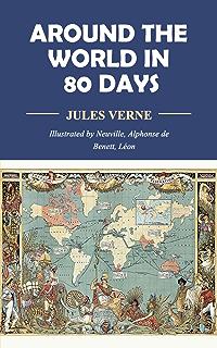 Amazon.com: Around The World In 80 Days: The Original Classics ...