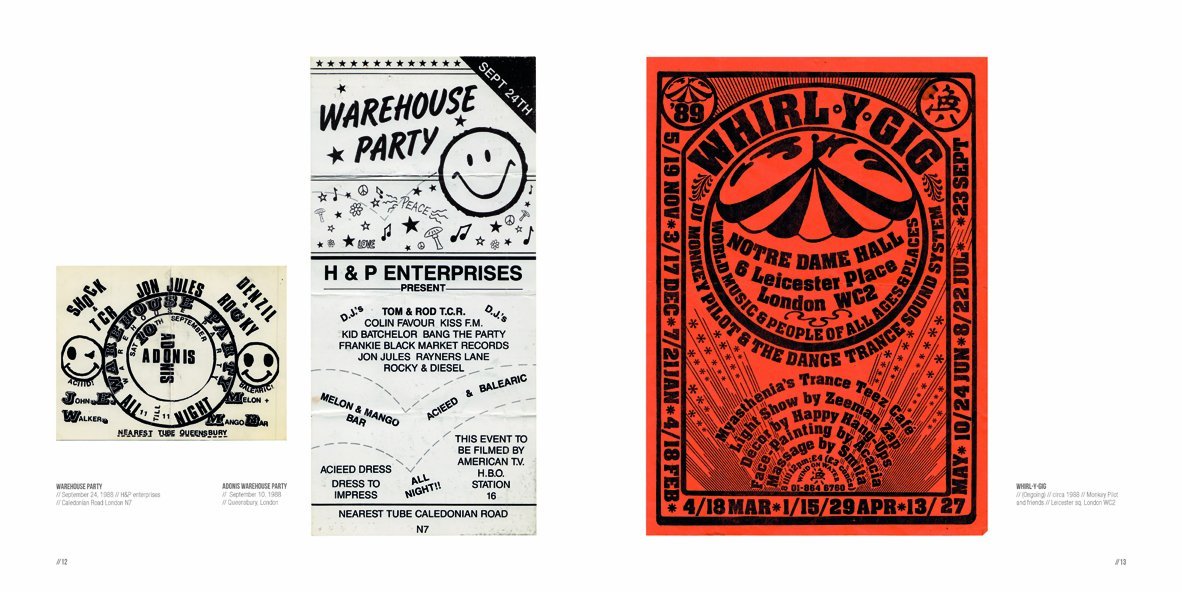 Rave Art: Flyers, Invitations and Membership Cards from the Birth of Acid House: Amazon.es: Chelsea Louise Berlin, Mark Moore: Libros en idiomas extranjeros