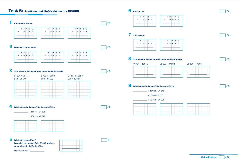 FiT FÜR DIE SCHULE: Tests Mathematik 4. Klasse Fit für die Schule ...
