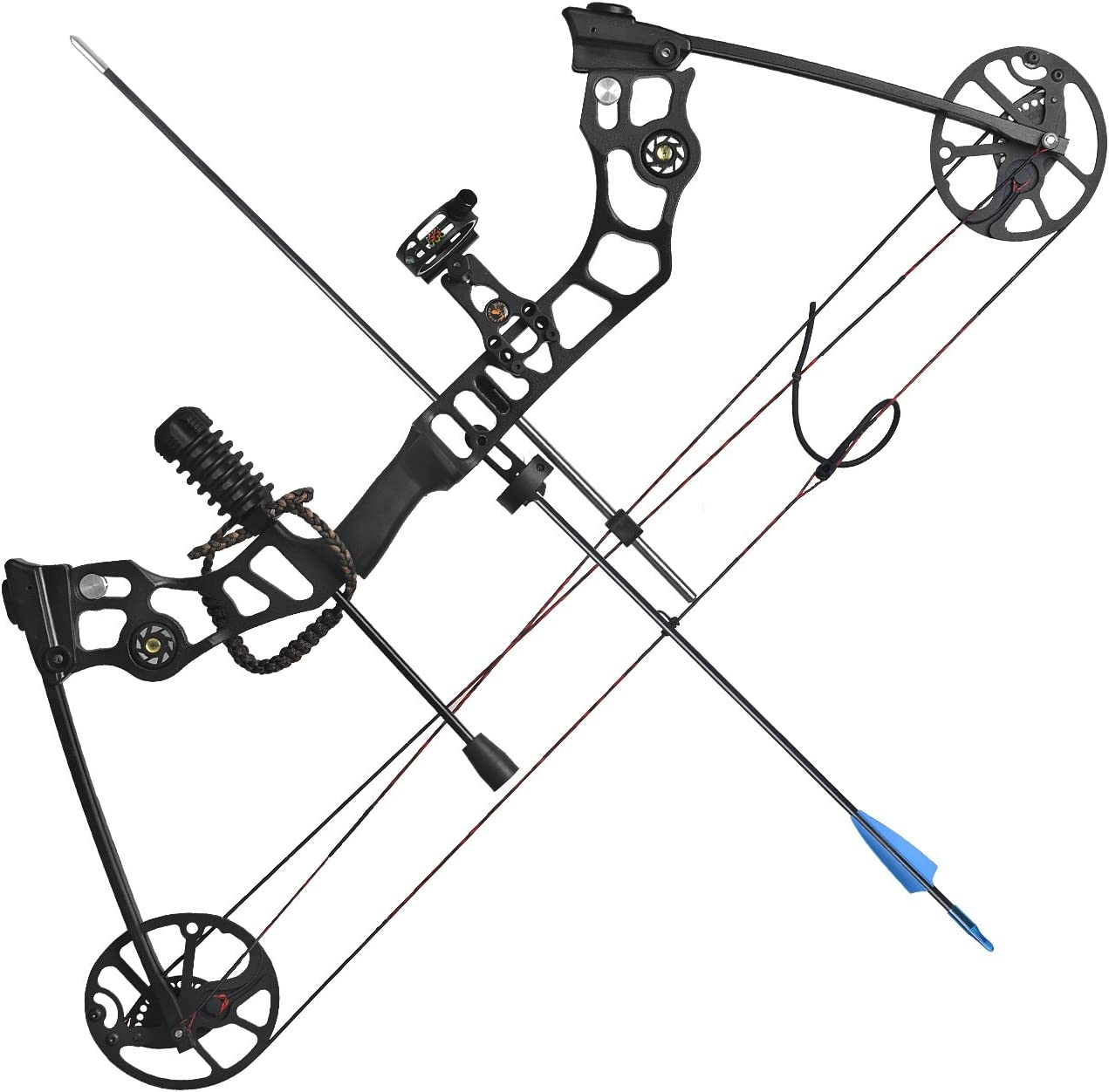 Demon Eight Compound Bows, Big Archery Hunting Equipment Compound Bows For  Adults Youth Sale(without arrow), Compound Bows - Amazon Canada