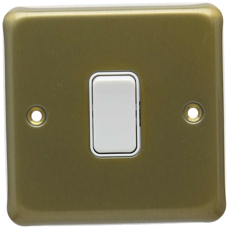 Single Two Way Light Switch