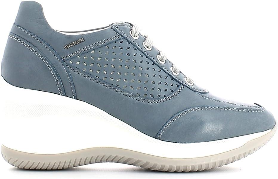 2d0f21990c72ef Borse Amazon Geox Donna Scarpe it E Sneaker Blu Blu xU8HIpw68q