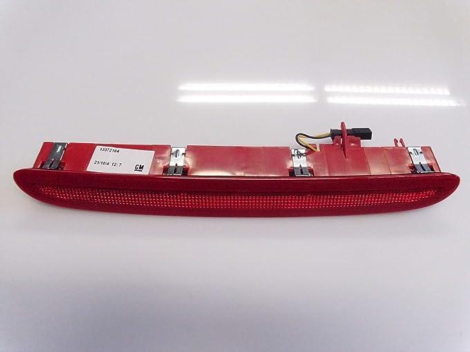 Luz de freno Original Opel adicional para Astra J 5 puertas 1222330 13372164: Amazon.es: Coche y moto