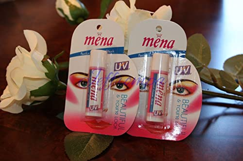 2 MENA FACIAL CREAM STICK VIT E UV SKIN WHITENING REMOVE DAR…