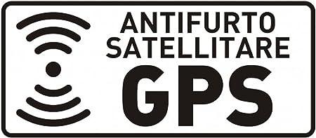 2AINTIMO 10 pegatinas de satélite espejadas transparentes antirrobo GPS para interior de coche, pegatinas de alarma GPS antirrobo contra robos: Amazon.es: Hogar