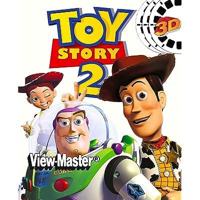 ViewMaster 3D Reels - Disney Pixar Toy Story 2 set: Toys & Games