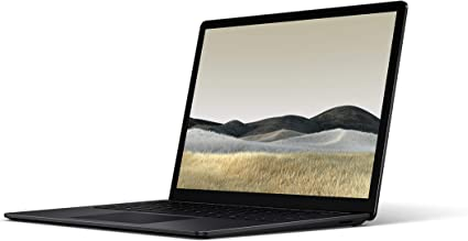 Microsoft Surface Laptop 3  135 TouchScreen  Intel Core i5  8GB Memory  256GB Solid State Drive  Matte Black at Kapruka Online for specialGifts