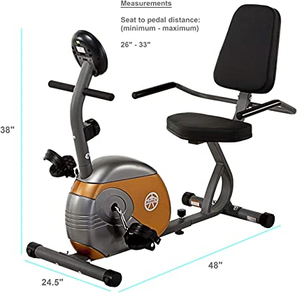 Image result for marcy me-709 recumbent exercise bike