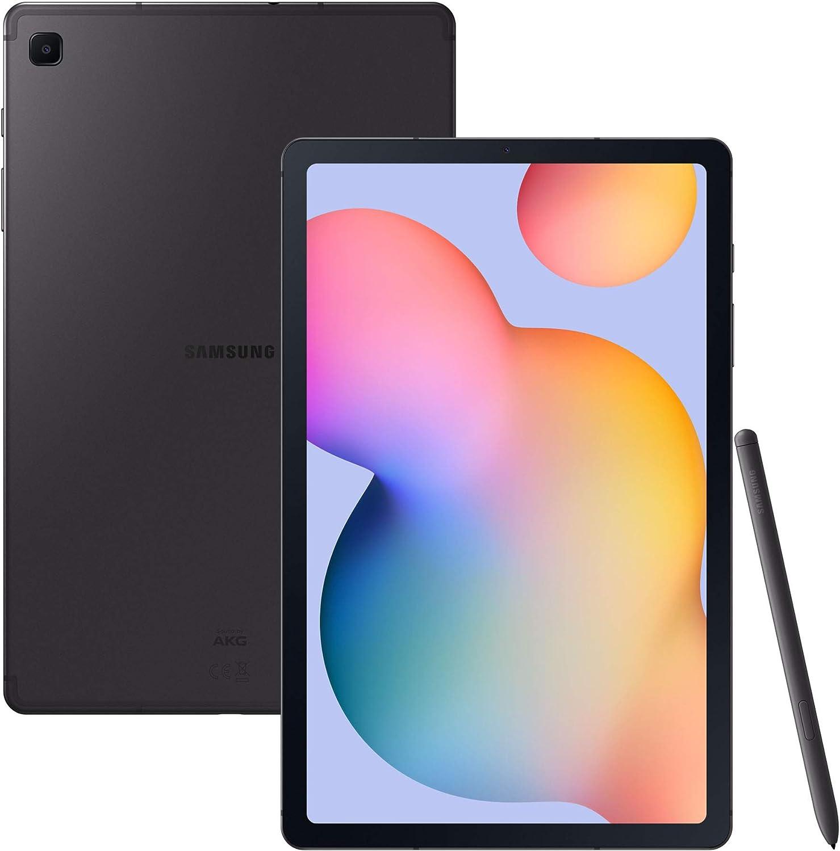 Samsung Galaxy Tab S6 Lite Lte 64gb 4gb Oxford Grey Computer Zubehör