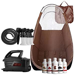 MaxiMist Evolution TNT Spray Tanning Complete Kit