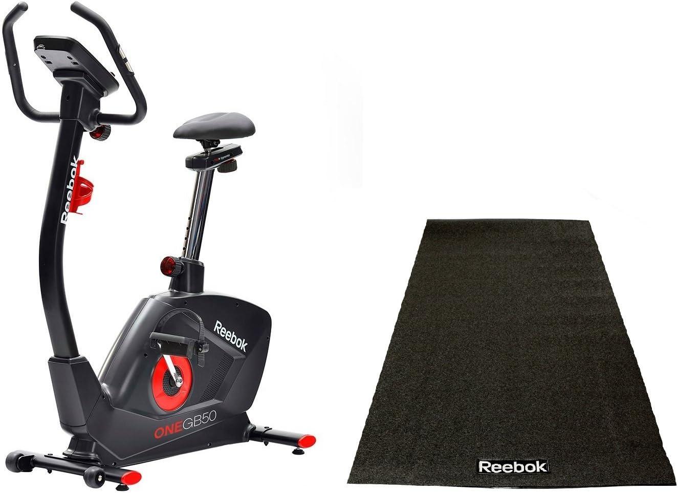 Reebok estática One Series gb50 Incluye Esterilla: Amazon.es: Deportes y aire libre