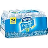 Nestlé Pure Life Bottled Purified Water, 16.9 oz. Bottles, 24/Case