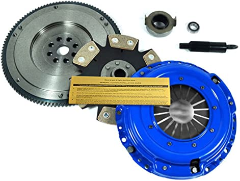 FLYWHEEL FOR 1994-2001 ACURA INTEGRA RS LS GS GSR TYPE-R EF STAGE 1 CLUTCH KIT