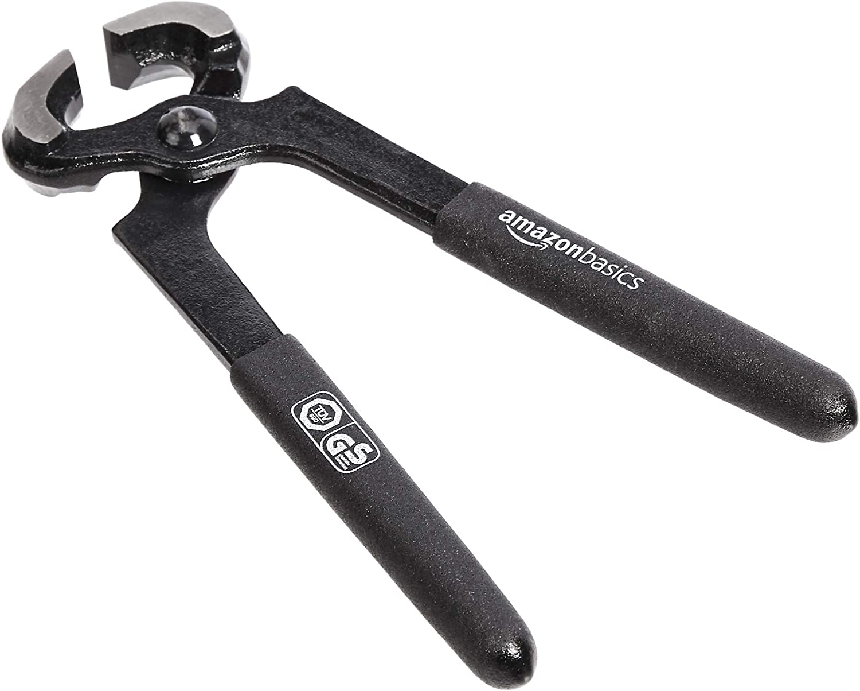 Basics Tenaille russe en acier au chrome-vanadium 205/mm