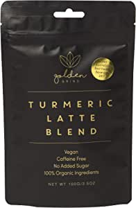Golden Grind Turmeric Latte Blend 100 g, 0.11 Grams