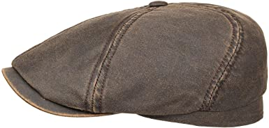 Stetson Brooklin Old Cotton Flatcap Hombre - Gorra Plana en Look ...