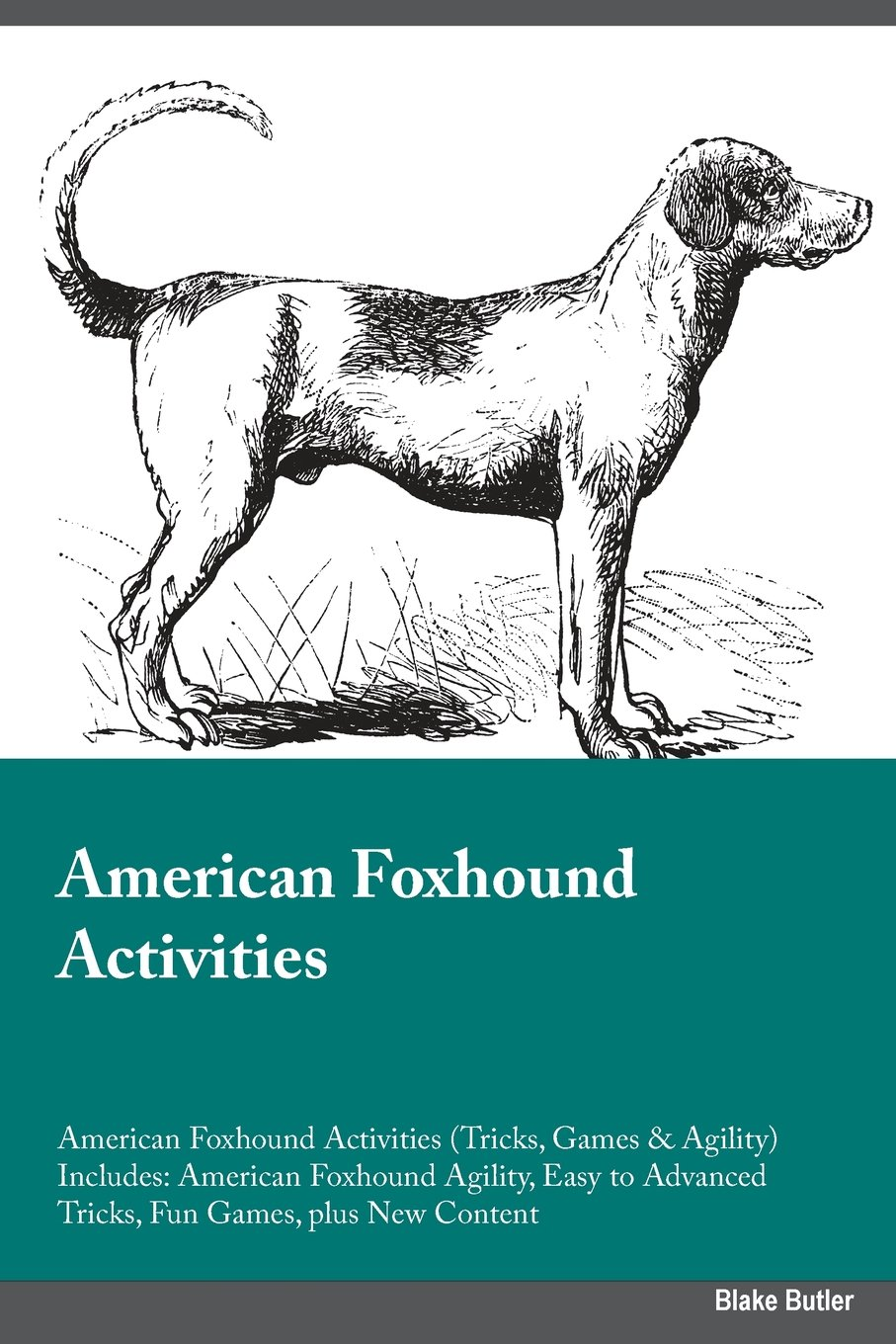 Download American Foxhound Activities American Foxhound Activities (Tricks, Games & Agility) Includes: American Foxhound Agility, Easy to Advanced Tricks, Fun Games, plus New Content PDF