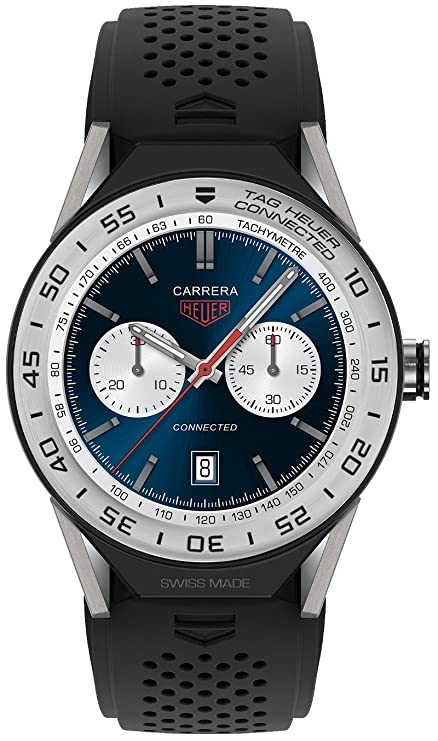 Tag Heuer Uk >> Watch Tag Heuer Connected Modular 45