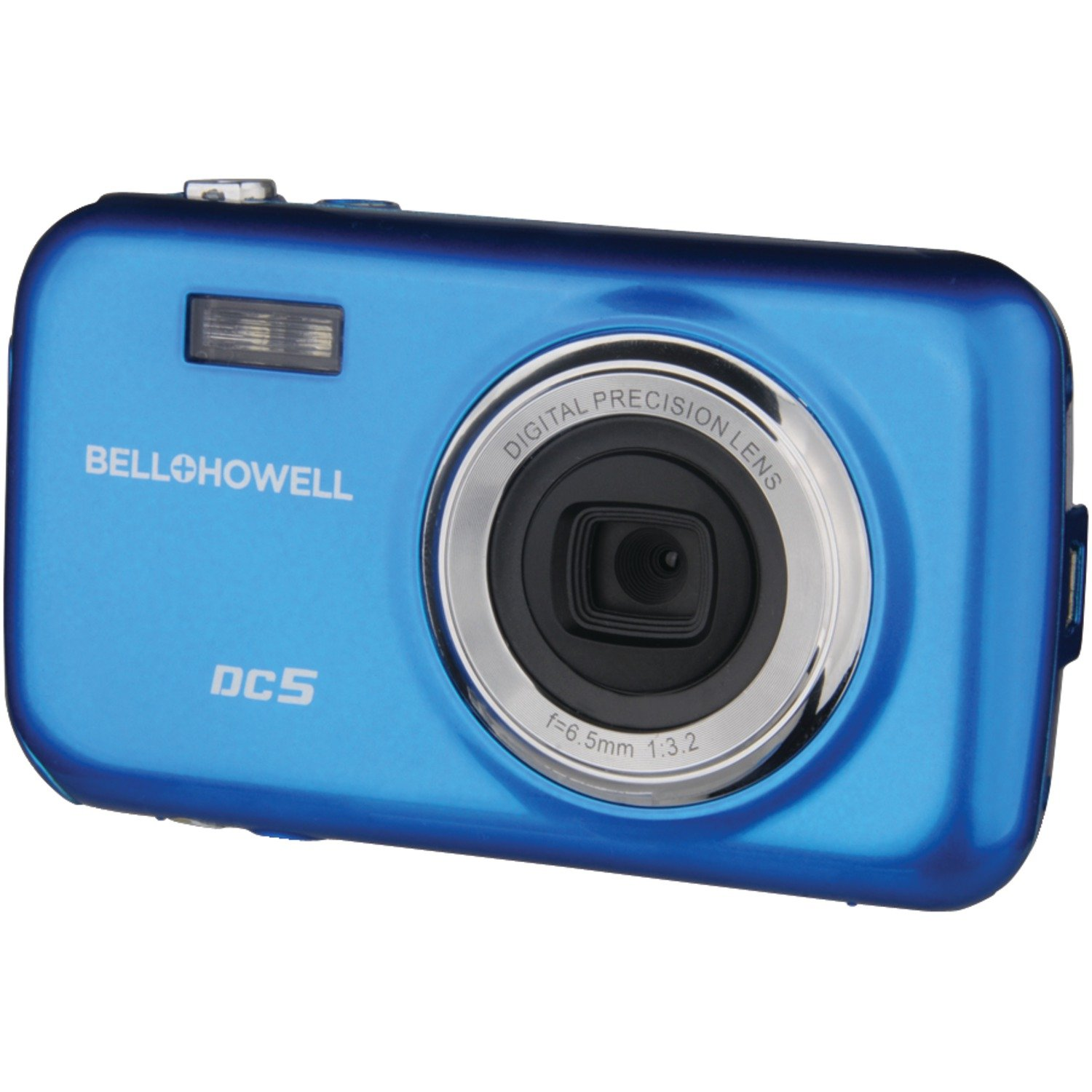 Amazon.com : Bell+Howell DC5-BL 5MP Digital Camera with 1.8-Inch LCD (Blue)  : Point And Shoot Digital Cameras : Camera & Photo