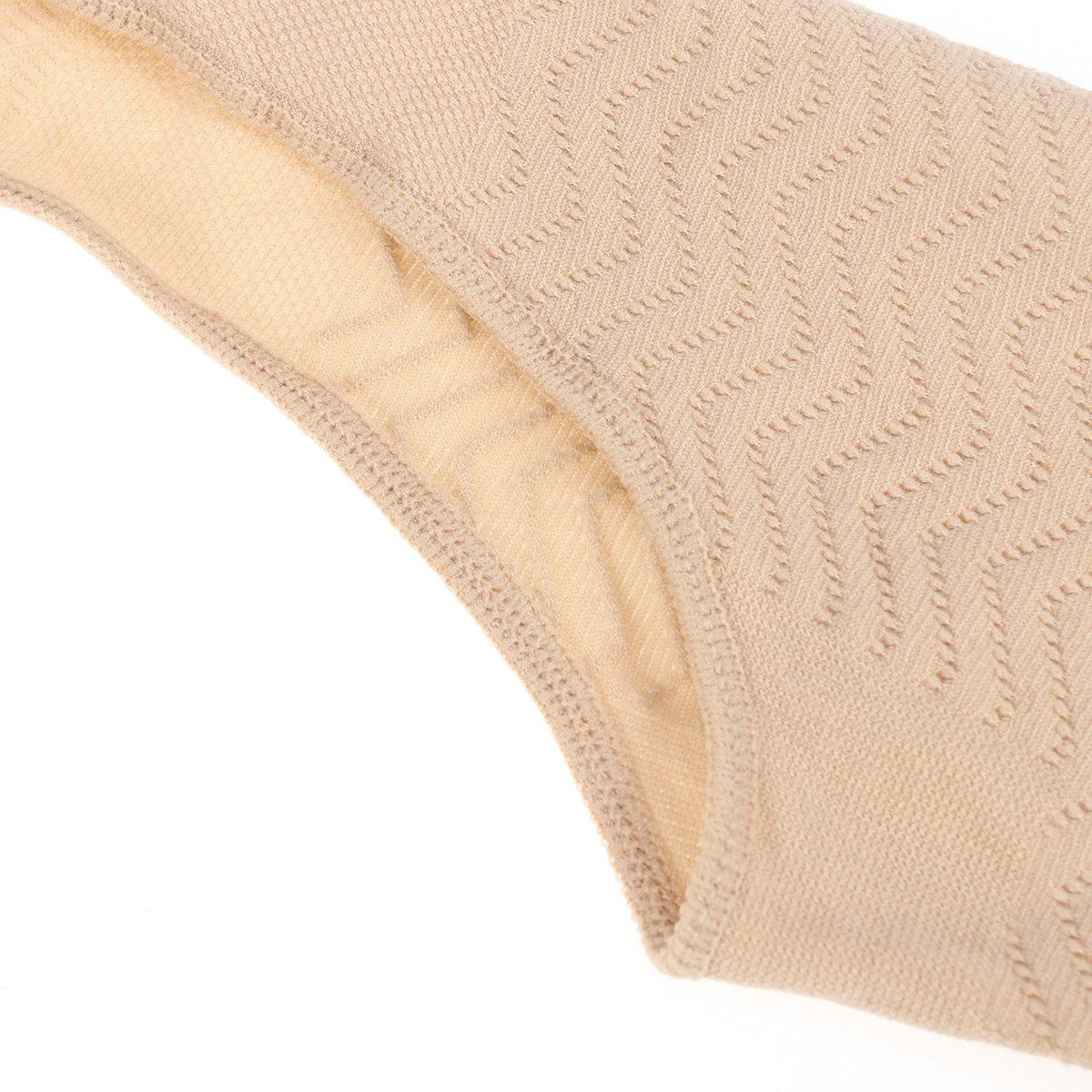 OULII Shaper pour Manches Sudation sans Coutures pour Femmes Couleur de la Peau