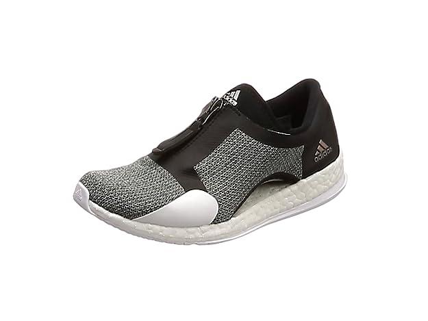 nuevo producto primer nivel mejor sitio web adidas Women's Pureboost X Tr Zip Fitness Shoes: Amazon.co ...