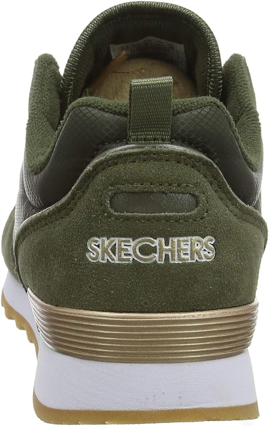 Skechers Retros OG 85 goldn Gurl, Baskets Mixte Adulte