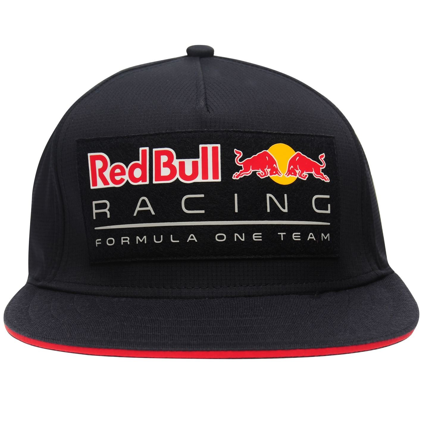0c7936241e8 Red Bull Racing Adult Puma Lifestyle Flat Brim 2018 Cap