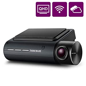 THINKWARE Q800PRO Car Dash Cam 2.5K 2560X1440P QHD 140°Wide Angle Dashboard Camera Recorder with G-Sensor, Car Camera w/Sony Sensor, Parking Mode, WiFi GPS, Night Vision, Loop Recording