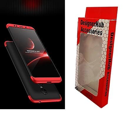 cheaper c79ee 0b62d Generic Gkk Full Protection 360 Degree Back Cover Case: Amazon.in ...