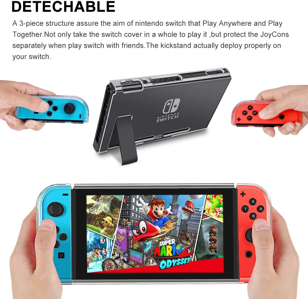Onedream Funda Compatible para Nintendo Switch: Amazon.es: Electrónica