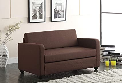 Amazon.com: Q-Max SH1323 Sofa Chocolate: Kitchen & Dining