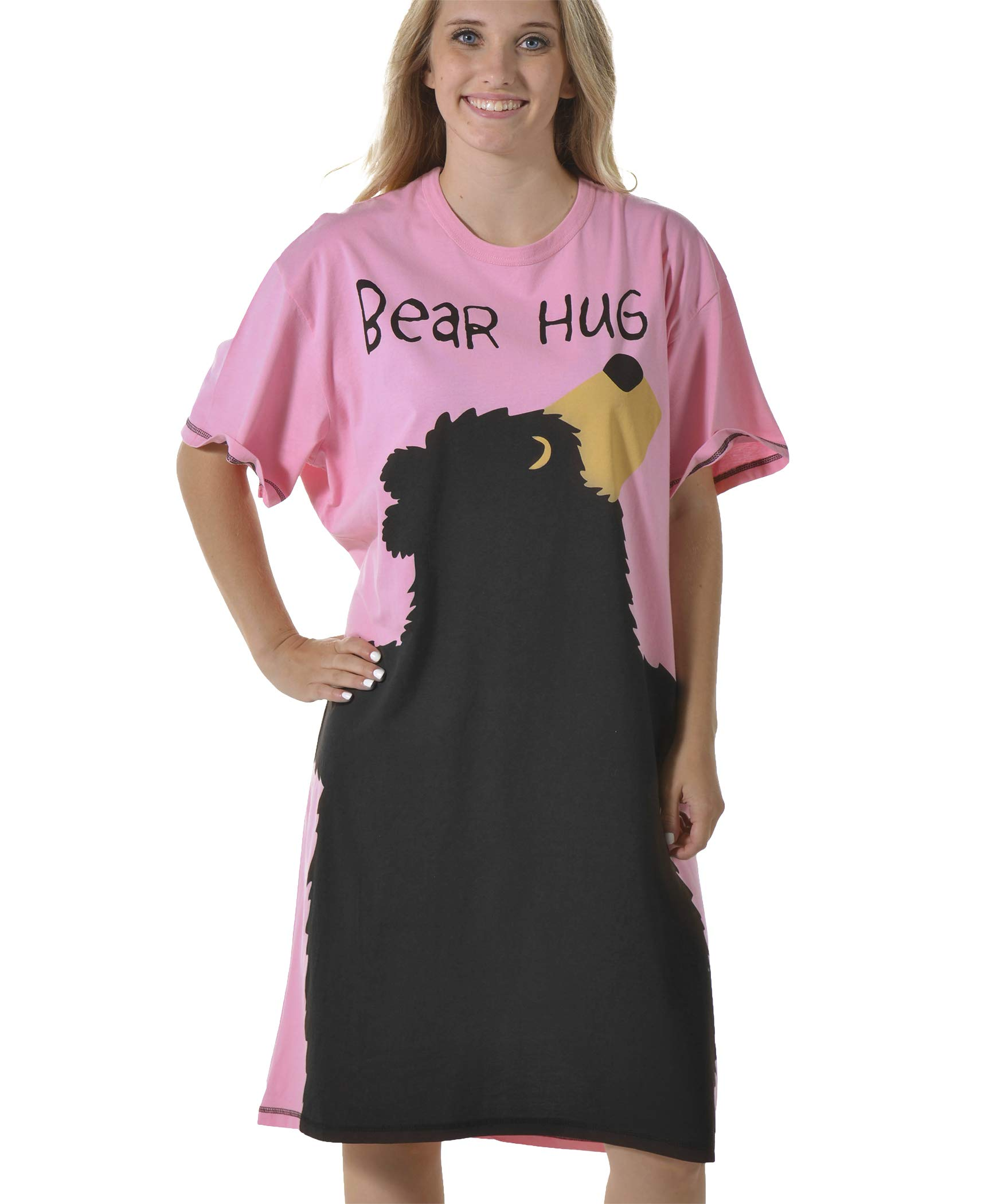 e75a39499f Best Rated in Women s Novelty Nightgowns   Sleepshirts   Helpful ...