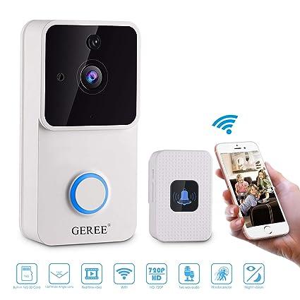 a51fefedc7a Amazon.com   Video Doorbell