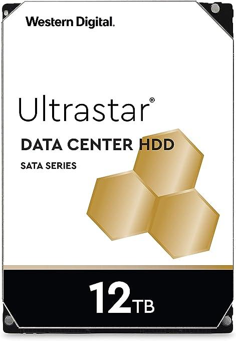 Western Digital WD Ultrastar DC HC520 - Disco Duro Datacenter 12TB ...