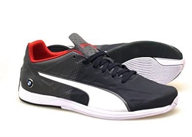 5ddc05c135200 Puma Men's BMW Ms Evospeed Lace Team Blue, Puma White and Smoked Pearl  Sneakers -