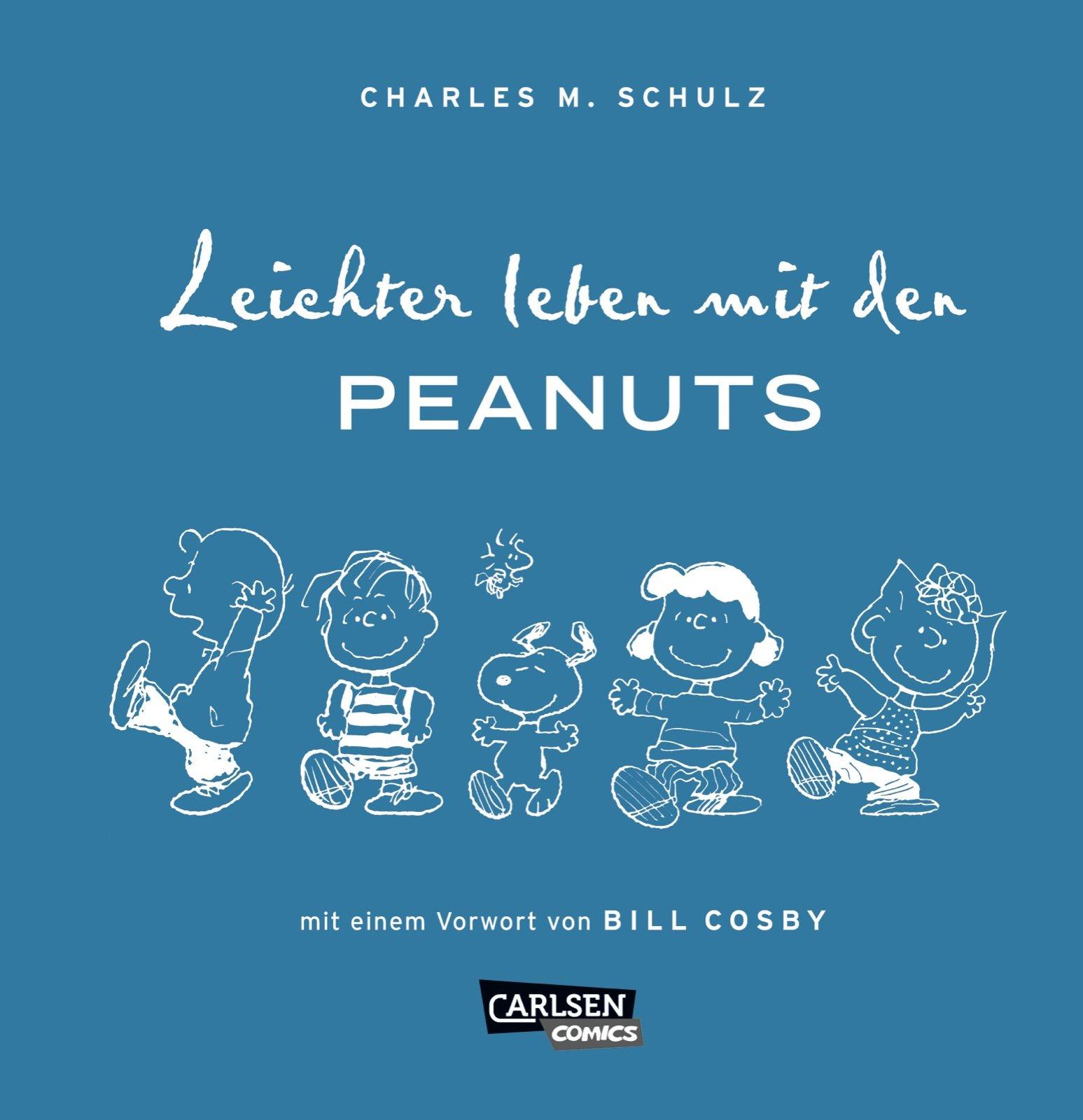 Peanuts Mini: Leichter leben mit den PEANUTS Gebundenes Buch – 2. Oktober 2012 Charles M. Schulz Carlsen 3551728933 Comic