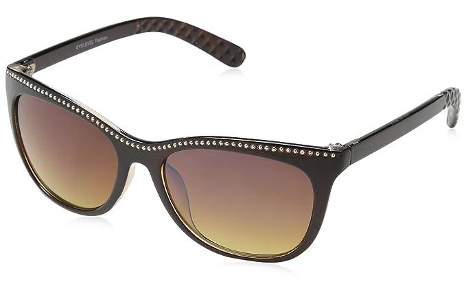 Eyelevel Mia Damen Sonnenbrille Gr. Einheitsgröße, braun