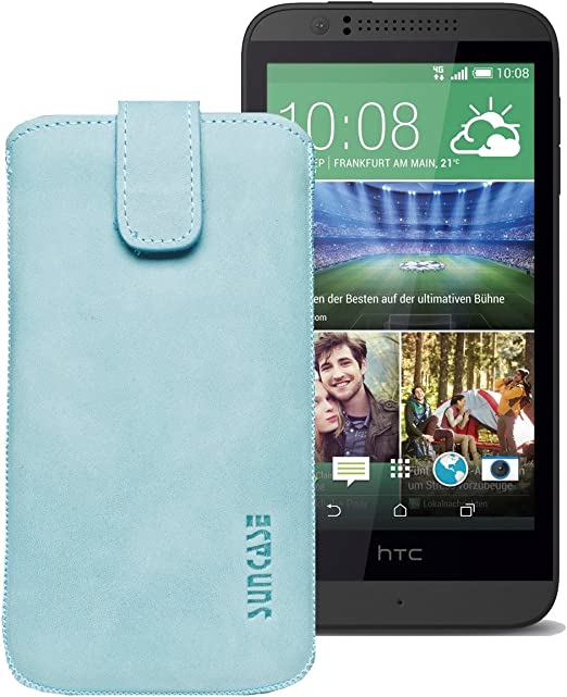 Suncase – Funda para Htc Desire 510/HTC Desire 526 g Dual SIM/ZTE ...