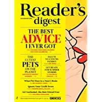 Deals on Readers Digest Magazine 1 Year 10 Issues