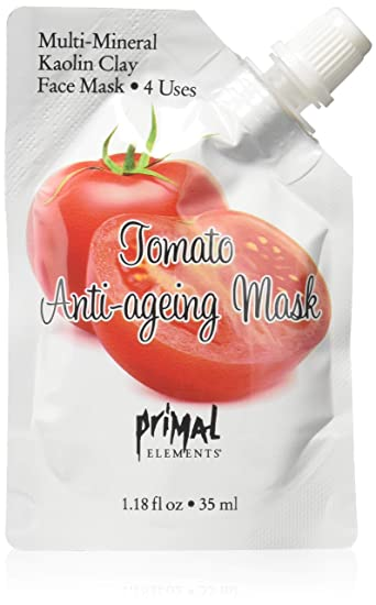 Amazon.com: Primal Elementos Tomate Anti-Edad arcilla ...